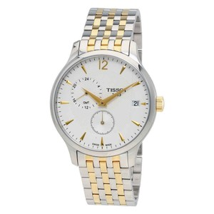 Tissot Tradition Chronograph Dial Two-tone Men's Watch