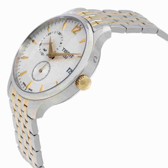 Tissot Tradition Chronograph Dial Two-tone Men's Watch Image 1