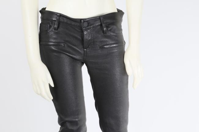 Etienne Marcel Casual Night Out Skinny Pants Black Image 4