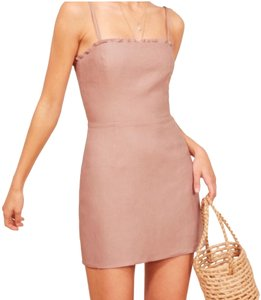Reformation short dress serenade on Tradesy