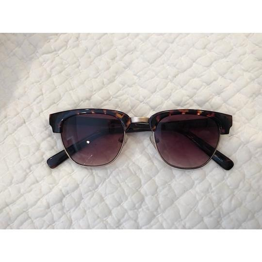 Cole Haan Cole Haan C6130 CH6011 Tortoise and Gold Sunglasses Image 1