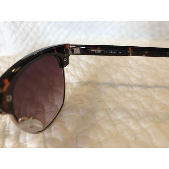 Cole Haan Cole Haan C6130 CH6011 Tortoise and Gold Sunglasses Image 9