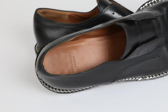 Givenchy Classic Black Flats Image 10