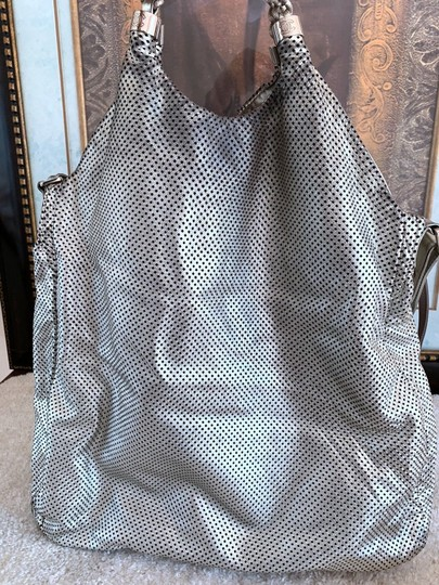 Chanel Rodeo Drive Tote in Silver Image 1