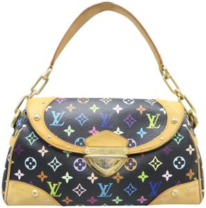 Louis Vuitton Canvas Marilyn Shoulder Bag