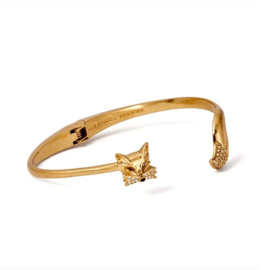 Kate Spade So Foxy Open Hinged Cuff Image 2