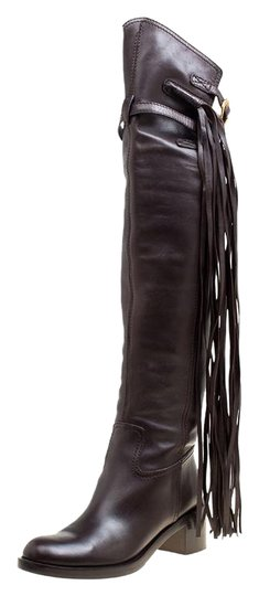 Preload https://img-static.tradesy.com/item/24588333/gucci-brown-leather-fringe-detail-devendra-over-the-knee-bootsbooties-size-eu-40-approx-us-10-regula-0-1-540-540.jpg