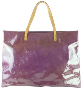 c63f09642 Louis Vuitton Luco Vavin Neverfull Leade Read Tote in Purple