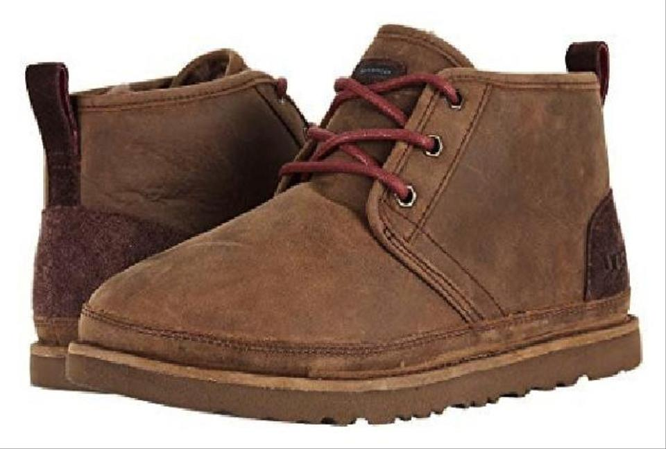fb0ca14e3b1 UGG Australia Grizzly Men's Neumel Waterproof 1017254 Boots/Booties Size US  8 Regular (M, B)