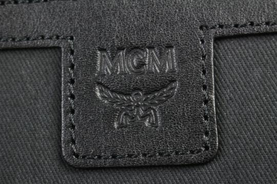 MCM Iconic Embossed Galaxy Alien Quilted Backpack Image 11