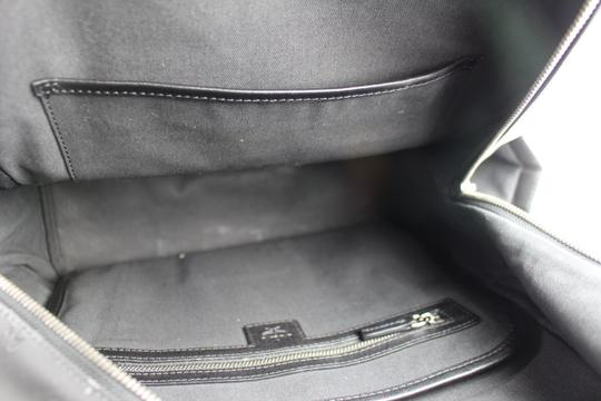 MCM Iconic Embossed Galaxy Alien Quilted Backpack Image 4