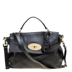 6ad055b02cdd Black Mulberry Bags - Up to 90% off at Tradesy