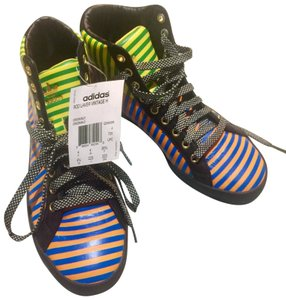 Adidas X Opening Ceremony Collectors Item Limited Edition Multi - black, yellow, green, blue, orange Athletic