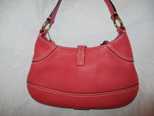Coach Leather Small Shoulderbag 001 Baguette Image 4