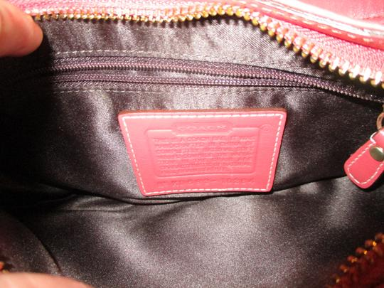 Coach Leather Small Shoulderbag 001 Baguette Image 6