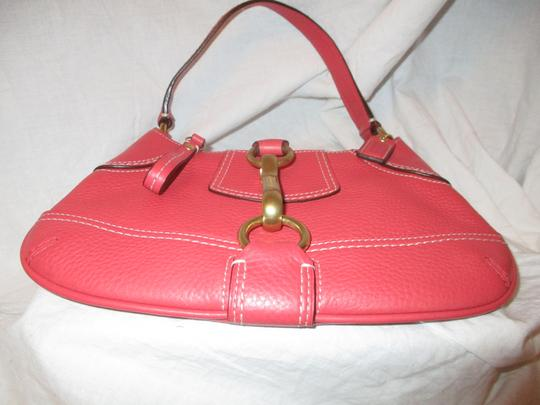 Coach Leather Small Shoulderbag 001 Baguette Image 9