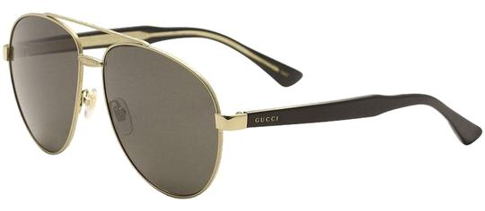 Preload https://img-static.tradesy.com/item/24588968/gucci-goldblack-frame-and-grey-lens-g0054s-001-women-pilot-sunglasses-0-1-540-540.jpg