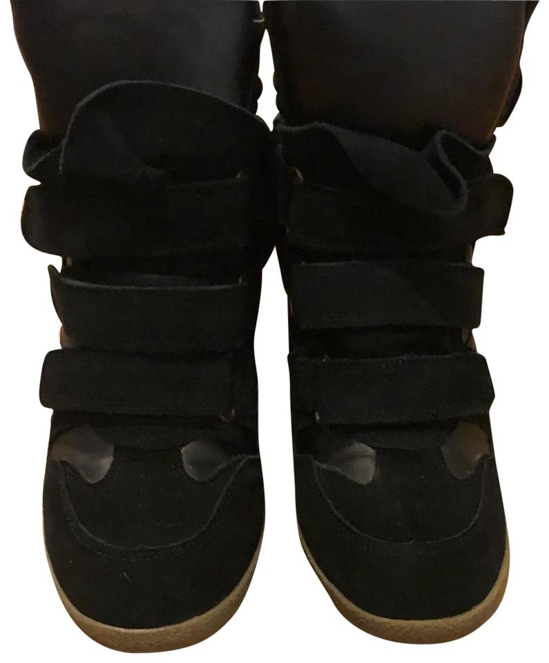 a3842df070d Steve Madden Black Hilight Sneakers. Size  US 9 Regular ...