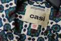 Casi Dvf Vintage Shirtdress Paisley Dress Image 3