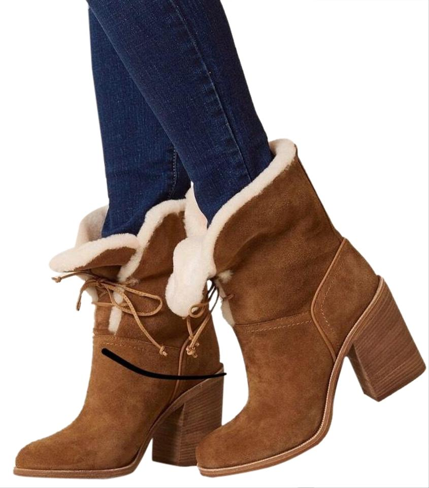 5f97f8561d9 Chestnut Jerene Boots/Booties