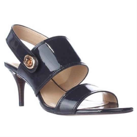 Coach Midnight Navy Pumps Image 0