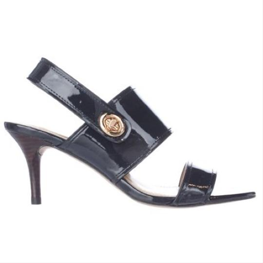 Coach Midnight Navy Pumps Image 2