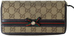 Gucci Bow Web Zippy