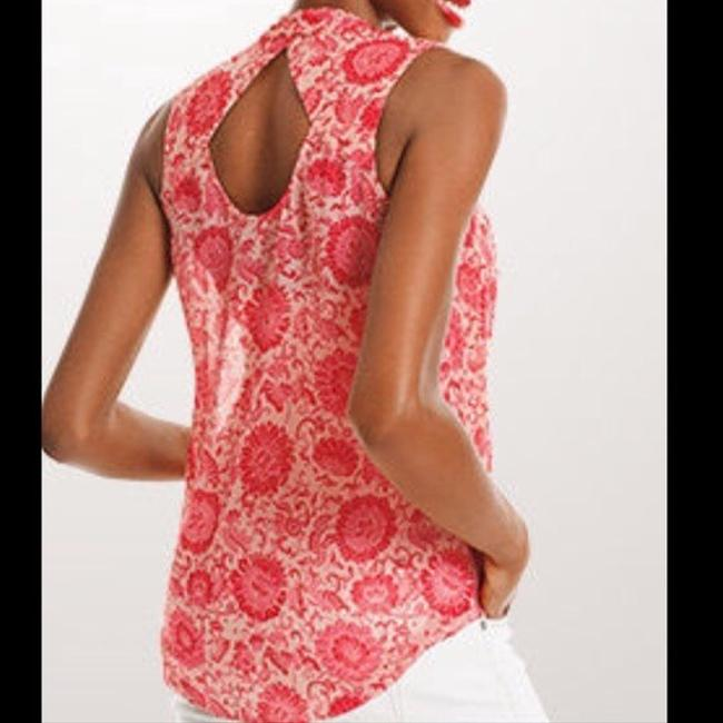 CAbi Top pink, nude, red Image 10