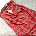 CAbi Top pink, nude, red Image 4