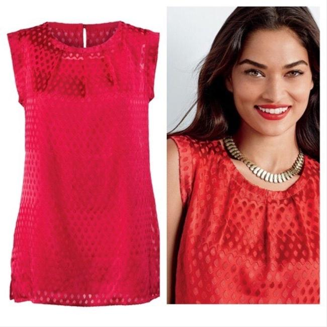 CAbi Top Red Image 6