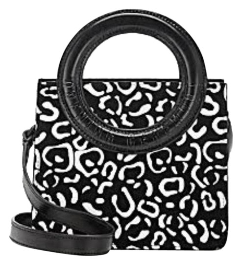 Preload https://img-static.tradesy.com/item/24589423/opening-ceremony-suede-detailed-with-rubberized-leopard-pattern-black-and-white-cross-body-bag-0-2-540-540.jpg