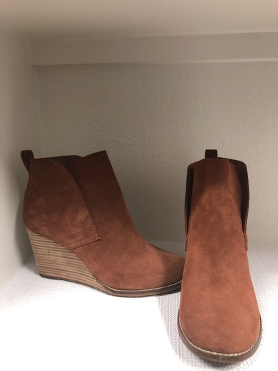 Lucky Brand Brown Boots Image 1
