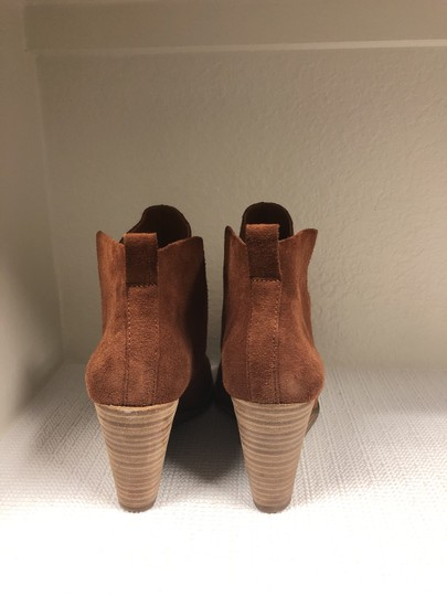 Lucky Brand Brown Boots Image 2