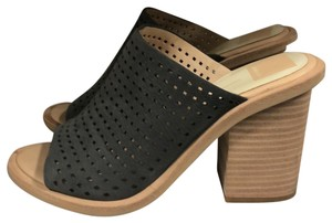 Dolce Vita Gray and Tan Sandals