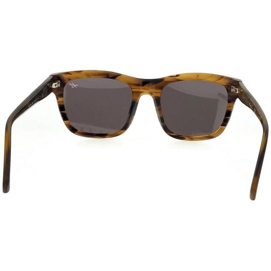 Kenneth Cole KC7201-62C-52 Square Women's Brown Frame Brown Lens Sunglasses NWT Image 4