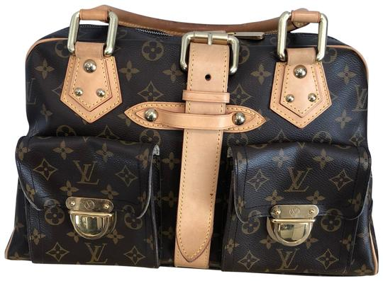 Preload https://img-static.tradesy.com/item/24590092/louis-vuitton-manhattan-vintage-monogram-gm-brown-shoulder-bag-0-1-540-540.jpg