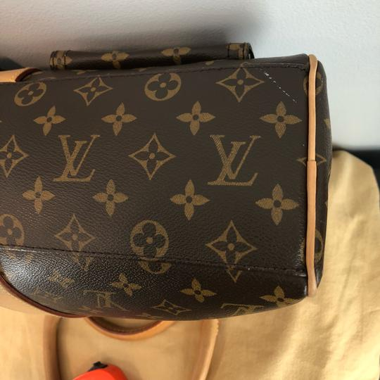 Louis Vuitton Vintage Monogram Leather Shoulder Bag Image 10