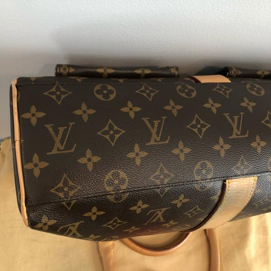 Louis Vuitton Vintage Monogram Leather Shoulder Bag Image 11