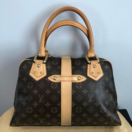 Louis Vuitton Vintage Monogram Leather Shoulder Bag Image 2