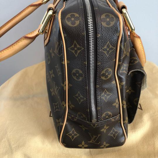 Louis Vuitton Vintage Monogram Leather Shoulder Bag Image 5