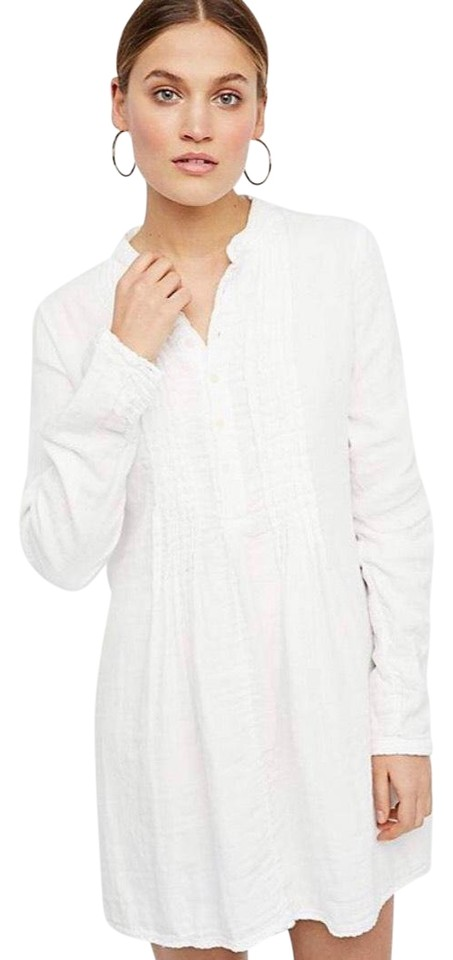 c083c12694f CP Shades White Free People X Nwot Tunic Size 4 (S) - Tradesy