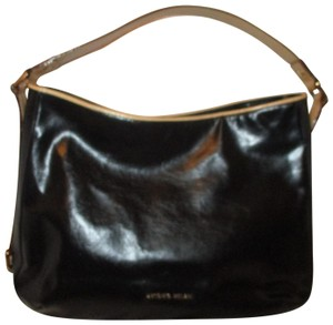 Antonio Melani Leather Hobo 004 Shoulder Bag