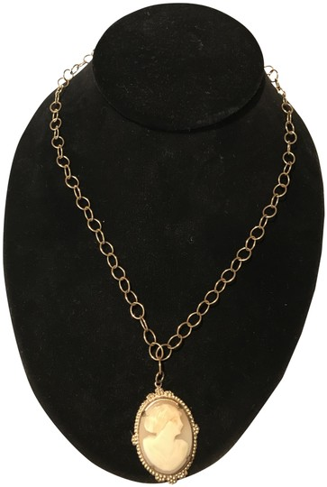 Preload https://img-static.tradesy.com/item/24591385/vintaged-inspired-included-is-the-cameo-necklace-0-1-540-540.jpg