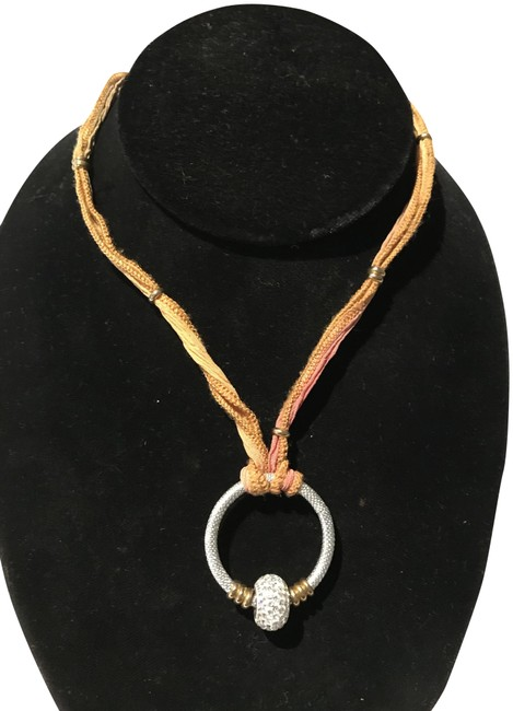 Unbranded Fashion Necklace & Ring Unbranded Fashion Necklace & Ring Image 1