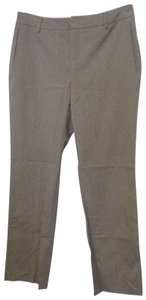 b65ed0a9a4a Coldwater Creek Cwc Natural Fit 6p Straight Pants Brown
