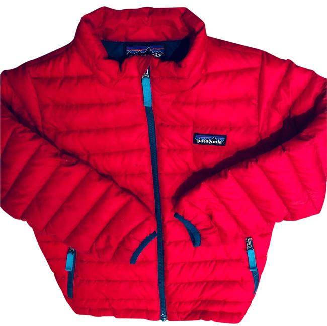 Item - Red Down Nano Jacket 5t Coat Size OS (one size)