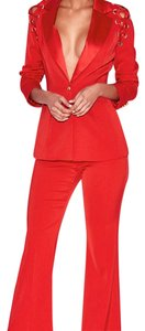 House of CB house of cb red 2 piece suit
