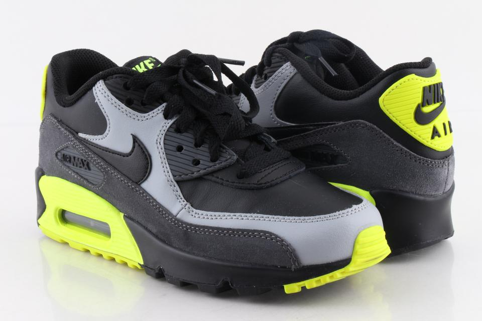 best sneakers db912 4987e Nike Multicolor Air Max 90 Ltr (Gs) Sneakers Shoes Image 0 ...