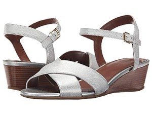 Cole Haan Leather LIGHT GOLD Sandals