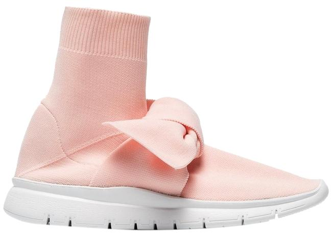 Item - Pink Knot Sneakers Size US 7 Regular (M, B)